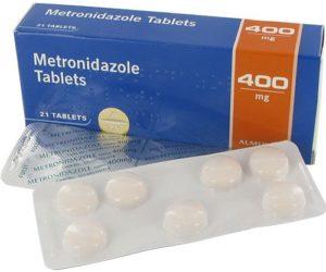 metronidazol pille